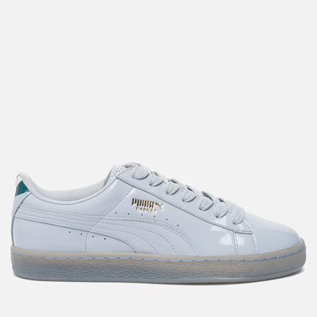 Женские кроссовки Puma x Careaux Basket Halogen Blue