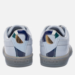 Женские кроссовки Puma x Careaux Basket Halogen Blue фото- 3
