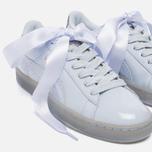Женские кроссовки Puma x Careaux Basket Halogen Blue фото- 6