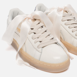 Женские кроссовки Puma x Careaux Basket Whisper White фото- 5