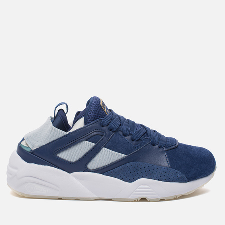 Женские кроссовки Puma x Careaux Blaze Of Glory Sock Ttwilight Blue