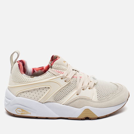 Puma x Careaux Blaze Of Glory Women's Sneakers Whisper White