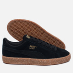 Женские кроссовки Puma x Careaux Suede Basket Black/Brown фото- 2