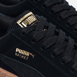 Женские кроссовки Puma x Careaux Suede Basket Black/Brown фото- 3