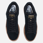 Женские кроссовки Puma x Careaux Suede Basket Black/Brown фото- 5