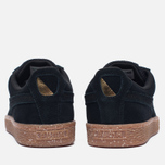 Женские кроссовки Puma x Careaux Suede Basket Black/Brown фото- 4