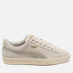 Женские кроссовки Puma x Careaux Suede Basket Whisper White фото- 0