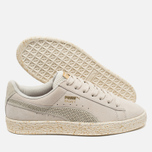 Женские кроссовки Puma x Careaux Suede Basket Whisper White фото- 2