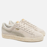 Женские кроссовки Puma x Careaux Suede Basket Whisper White фото- 1