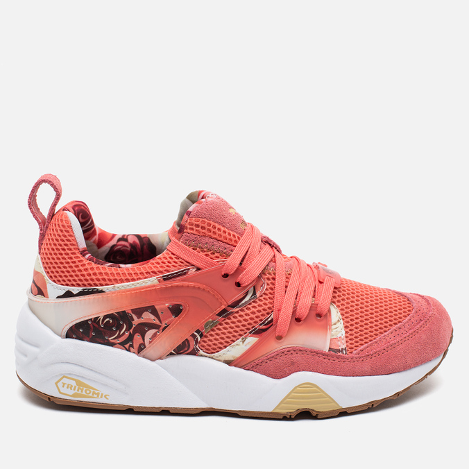 Женские кроссовки Puma x Careaux x Graphic Blaze Of Glory Porcelain Rose