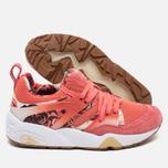 Puma x Careaux x Graphic Blaze Of Glory Women's Sneakers Porcelain Rose photo- 2
