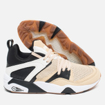 Женские кроссовки Puma x Monkey Time Blaze Of Glory Secular Change Cream/Black/White фото- 2