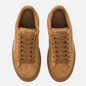 Женские кроссовки Puma x Rihanna Fenty Cleated Creeper Suede Golden Brown/Lark фото - 1