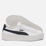 Женские кроссовки Puma x Rihanna Fenty Creeper White/Black фото- 1