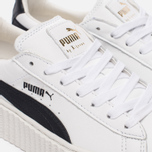 Женские кроссовки Puma x Rihanna Fenty Creeper White/Black фото- 3