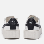 Женские кроссовки Puma x Rihanna Fenty Creeper White/Black фото- 5