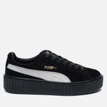 Женские кроссовки Puma x Rihanna Fenty Suede Creepers Black фото- 0