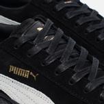 Женские кроссовки Puma x Rihanna Fenty Suede Creepers Black фото- 6