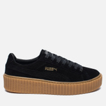 Puma x Rihanna Fenty Suede Creepers Women's Sneakers Black/Gum photo- 0