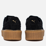Puma x Rihanna Fenty Suede Creepers Women's Sneakers Black/Gum photo- 3