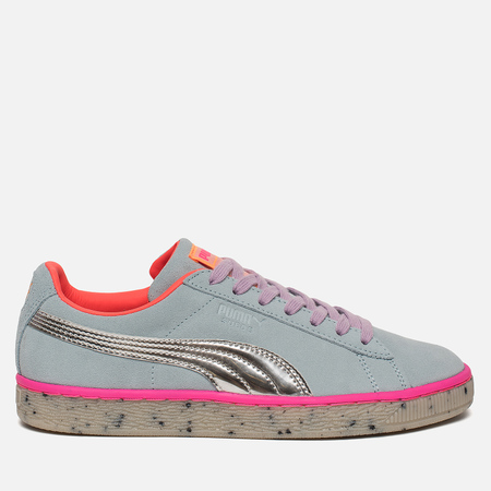 Женские кроссовки Puma x Sophia Webster Suede Candy Princess Corydalis Blue/Silver