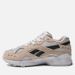 Женские кроссовки Reebok Aztrek Cold Grey/Sand/Powder Grey/Baked Clay/Black фото- 1