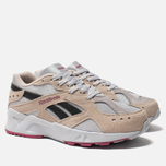 Женские кроссовки Reebok Aztrek Cold Grey/Sand/Powder Grey/Baked Clay/Black фото- 2