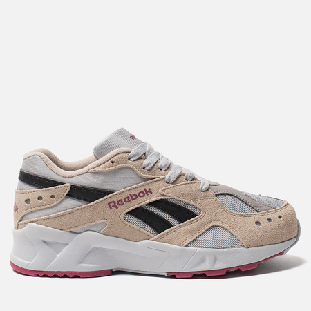 Женские кроссовки Reebok Aztrek Cold Grey/Sand/Powder Grey/Baked Clay/Black