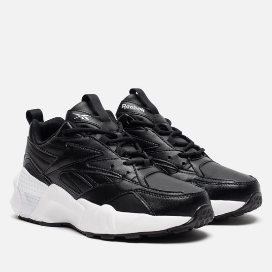 Женские кроссовки Reebok Aztrek Double Mix Black/White/None