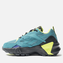 Женские кроссовки Reebok Aztrek Double Mix Mineral Mist/True Grey/Neon Lime фото- 5