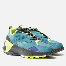 Женские кроссовки Reebok Aztrek Double Mix Mineral Mist/True Grey/Neon Lime фото- 0