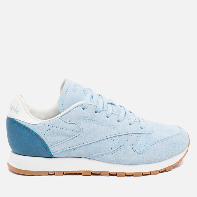 Женские кроссовки Reebok CL Bread & Butter Zee Blue/Chalk/Gum