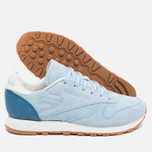 Женские кроссовки Reebok CL Bread & Butter Zee Blue/Chalk/Gum фото- 2