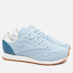 Женские кроссовки Reebok CL Bread & Butter Zee Blue/Chalk/Gum фото- 1