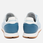 Женские кроссовки Reebok CL Bread & Butter Zee Blue/Chalk/Gum фото- 3