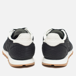 Женские кроссовки Reebok Classic Leather Clean Exotics Black/Chalk фото- 3