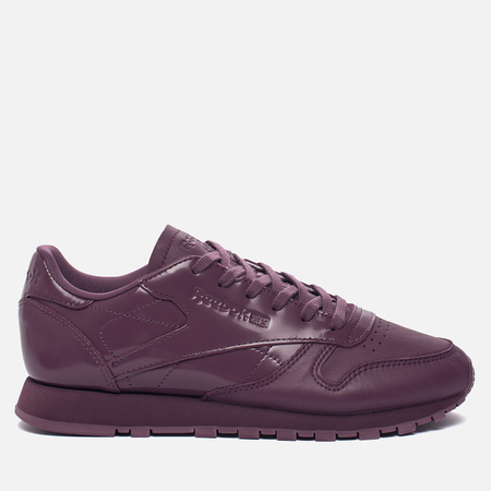 Женские кроссовки Reebok Classic Leather IL Washed Plum