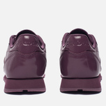 Женские кроссовки Reebok Classic Leather IL Washed Plum фото- 2