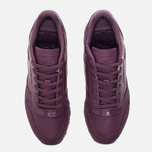 Женские кроссовки Reebok Classic Leather IL Washed Plum фото- 4