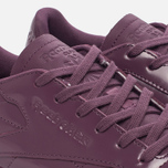 Женские кроссовки Reebok Classic Leather IL Washed Plum фото- 5