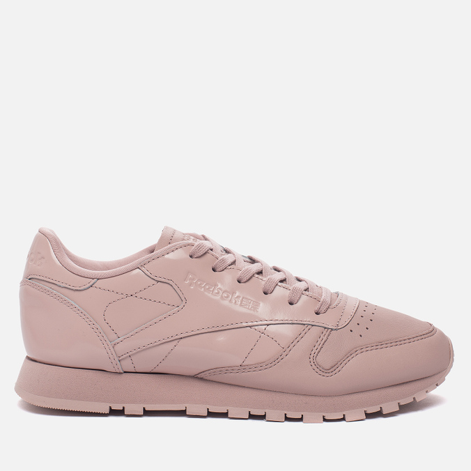 Женские кроссовки Reebok Classic Leather IL Shell Pink