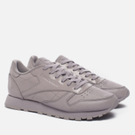 Женские кроссовки Reebok Classic Leather IL Whisper Grey фото- 1