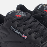 Женские кроссовки Reebok Classic Leather Intense Black/Gum фото- 5