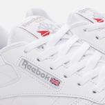Женские кроссовки Reebok Classic Leather Intense White/Gum фото- 5