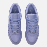 Женские кроссовки Reebok Classic Leather Lux Grit/Lilac Glow/Sleek Metallic фото- 4