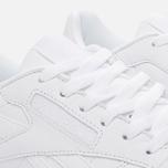 Женские кроссовки Reebok Classic Leather Lux White/White/Ice фото- 5