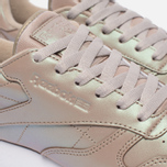 Женские кроссовки Reebok Classic Leather Pearlized Champagne/White фото- 5