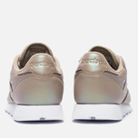 Женские кроссовки Reebok Classic Leather Pearlized Champagne/White фото- 3