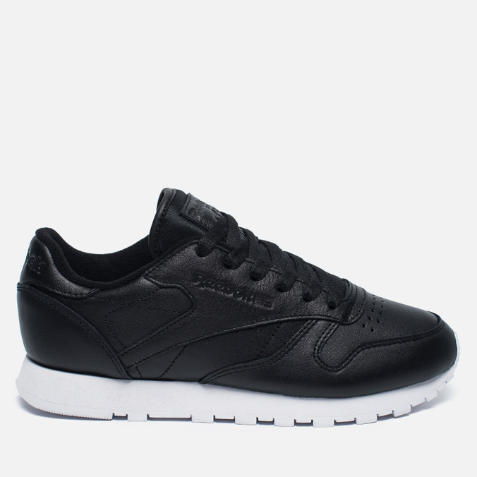 Женские кроссовки Reebok Classic Leather Pearlized Pearl Black