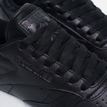 Женские кроссовки Reebok Classic Leather Pearlized Pearl Black фото- 3